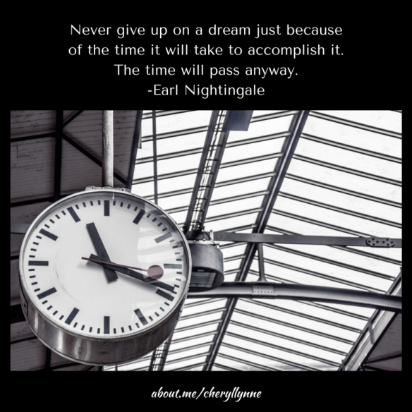 never #giveup on your dream